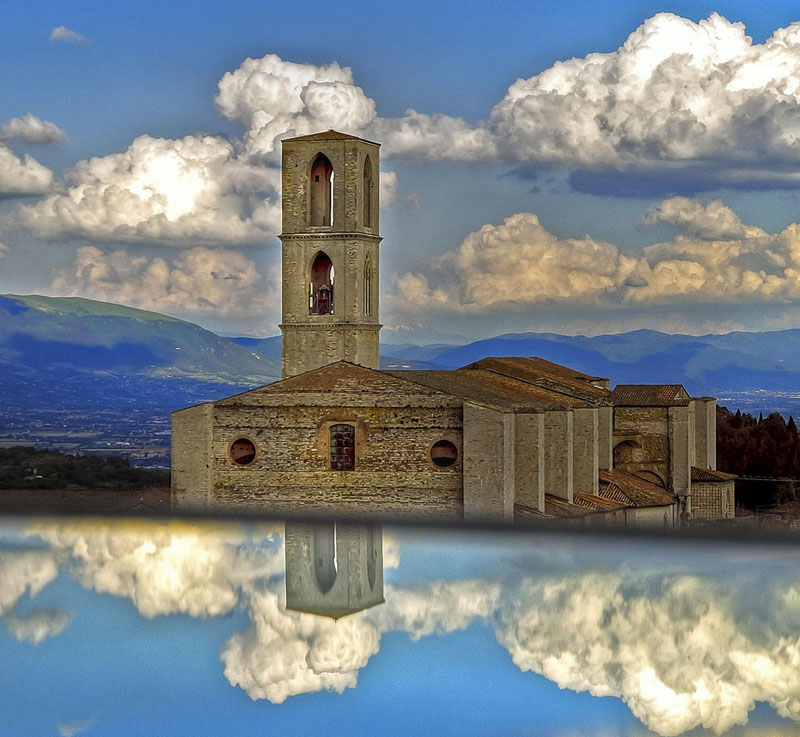 Art and history - Umbria